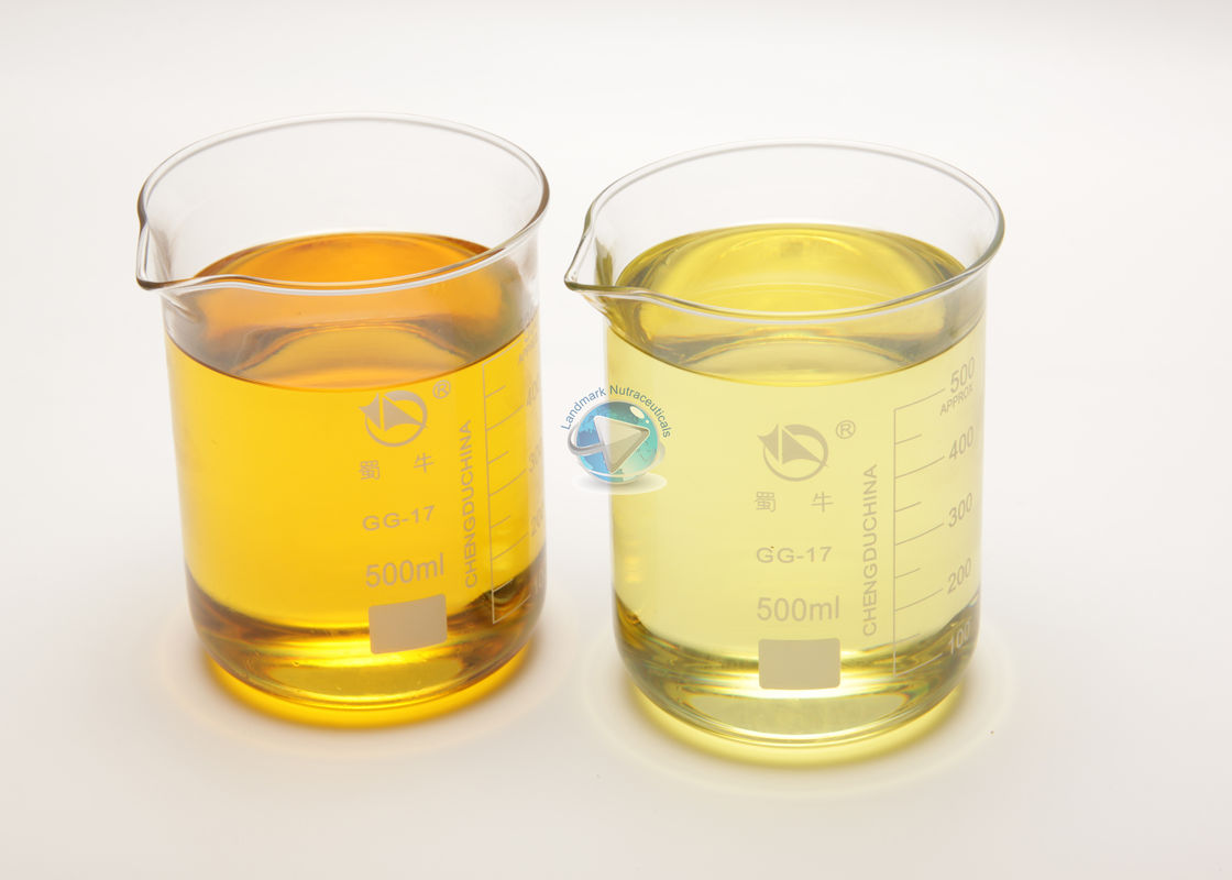 Tren Test Depot Customized Bulk Finished Steroids Oil Without Label