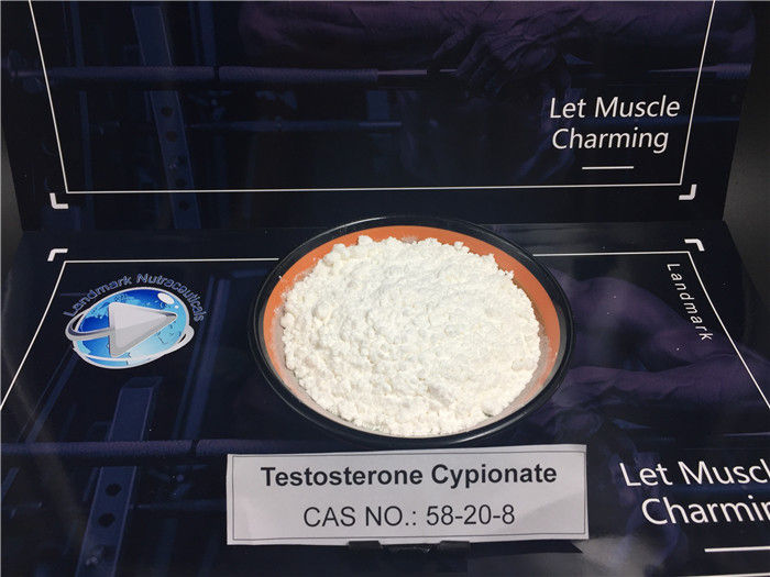 raw test powder gain weight with Testosterone Cypionate Powder for testosterone replacement