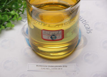 China Liquid Injective Raws Cutting Cycle Steroid Boldenone Undecylenate CAS 13103-34-9 distributor