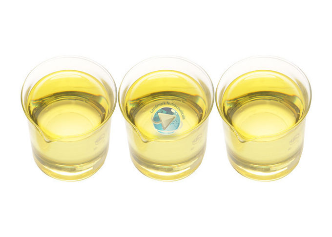 High Purity Tri Test 400 Premix Oil Anabolic Injection For
